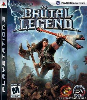 [PS3]Brutal Legend (2009) [FULL][RUS][P]