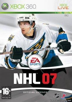[XBOX360]NHL 07 [PAL/ENG]