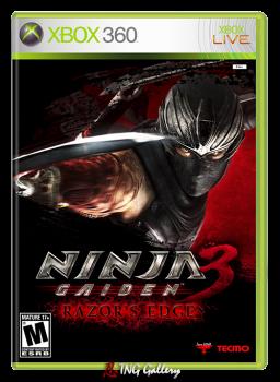 [XBOX360] Ninja Gaiden 3: Razor's Edge [Region Free/ENG]