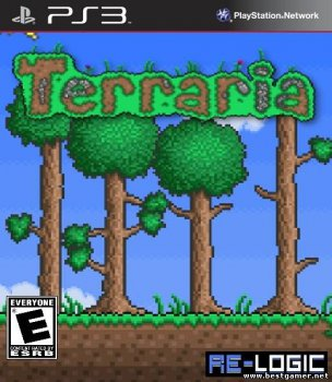 [PS3]Terraria [USA/ENG]