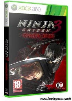[XBOX360]Ninja Gaiden 3: Razor's Edge (2013) [Region Free] [ENG] (LT+2.0/16202)