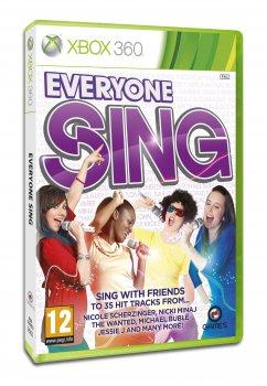 [XBOX360] Everyone Sing [2012/RF] COMPLEX