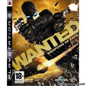 [PS3]Wanted: Weapons of Fate/Особо Опасен: Орудие Судьбы[Rus](2009)