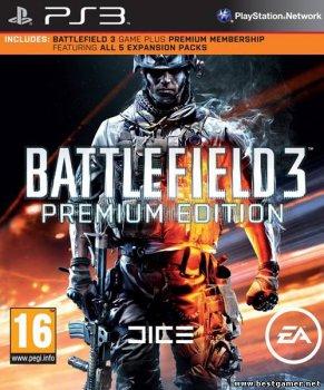 [PS3]Battlefield 3 Premium [PAL][RUS\ENG][Repack][5xDVD5][FULL]