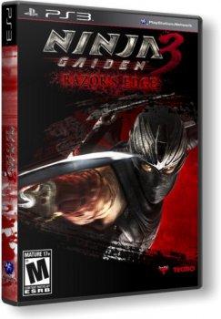 [PS3]Ninja Gaiden 3 Razors Edge [EUR/ENG] DUPLEX