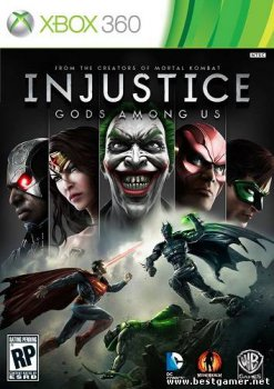 [XBOX360]Injustice: Gods Among Us [Region Free\RUS]