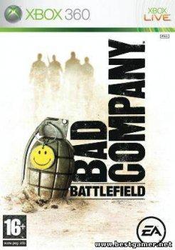 [XBOX 360]Battlefield Bad Company [Русский] (2008)