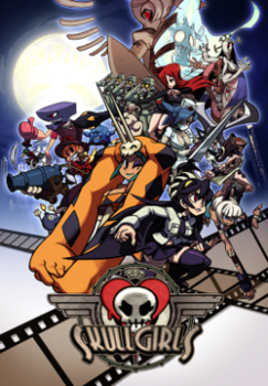 [PS3]Skullgirls [PAL] [RePack] [2012|Eng]