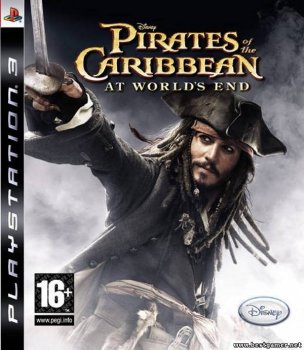 [PS3]Pirates of The Caribbean At Worlds End [USA] PS3-ANTiDOTE