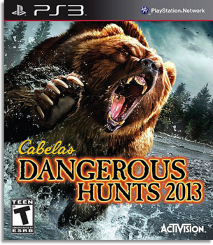 [PS3]Cabela's Dangerous Hunts 2013 [FULL] [ENG] [3.41/3.55/4.30]