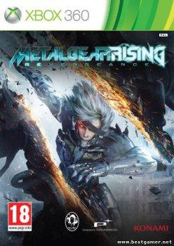 [XBOX360][DLC] Metal Gear Rising: Revengeance - Jetstream Sam [ENG]