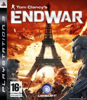 [PS3]Tom Clancy's EndWar [FULL] [ENG]