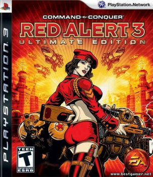 [PS3]Command and Conquer: Red Alert 3 Ultimate Edition [EUR/RUS]