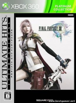 [XBOX360] Final Fantasy XIII Ultimate Hits International (NTSC-J only/English)