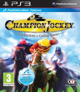 [PS3]Champion Jockey: G1 Jockey & Gallop [FULL]