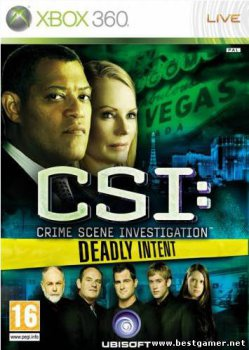 [XBOX360]CSI: Deadly Intent (2009) [Region Free][RUS][P]