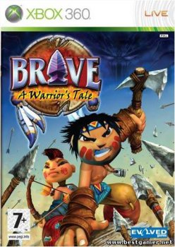 [XBOX360]Brave: A Warrior's Tale (2009) [Region Free][RUS][P]