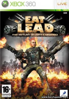 [XBOX360]Eat Lead: The Return of Matt Hazard (2009) [Region Free][RUS][RIP]