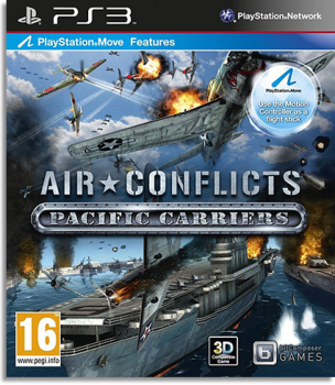 [PS3]Air Conflicts: Pacific Carriers [FULL] [RUS] [3.41/3.55/4.30+]