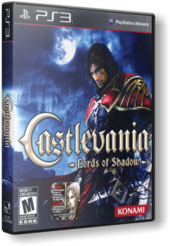[PS3]Castlevania: Lords of Shadow [PAL] [RUS] [Repack] [4xDVD5]