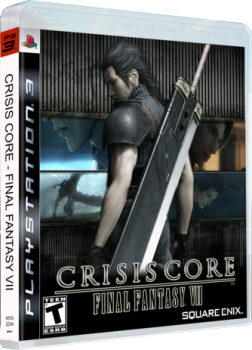 [PS3]Crisis Core: Final Fantasy VII [NTSC/ENG+RUS]