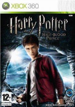 [XBOX360]Harry Potter and the Half-Blood Prince (2009) [PAL][RUS][RUSSOUND][L]