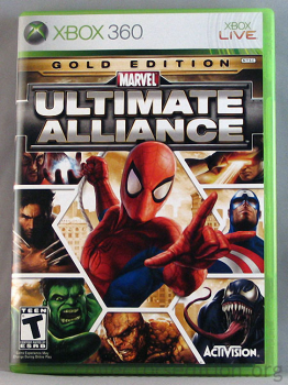 [XBOX360]Marvel Ultimate Alliance 2 (2009) [Region Free][RUS][P]