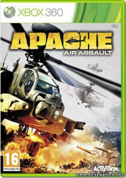 [XBOX360]Apache: Air Assault (2010) [PAL][RUS][P]