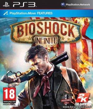 [PS3]BioShock Infinite [PAL] [ENG] [Repack] [2xDVD5]