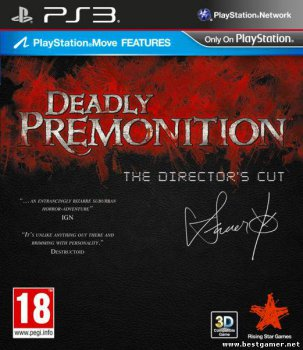 [PS3]Deadly Premonition The Directors Cut [EUR/ENG]
