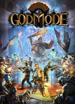 [PS3]God Mode (2013) [USA][FULL][ENG][L] [4.21+]