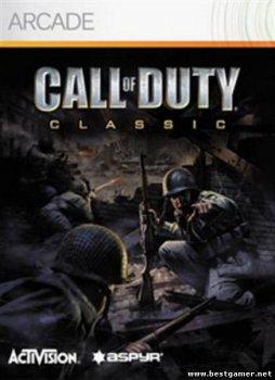 [XBOX360][ARCADE] Call of Duty: Classic [RUSSOUND]
