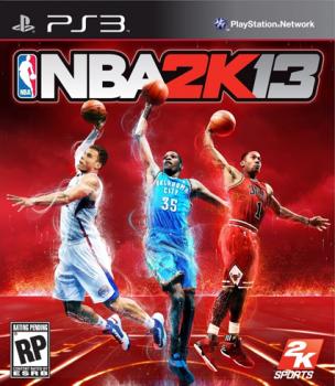 [PS3]NBA 2K13 3.55 [FULL]