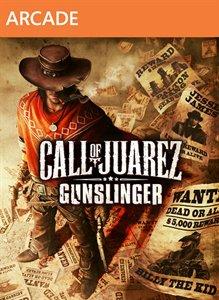 [XBOX360][JTAG][ARCADE] Call of Juarez: Gunslinger [RUS]