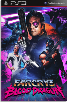 [PS3]Far Cry 3: Blood Dragon [FULL] [ENG] [4.30+]