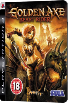 [PS3]Golden Axe Beast Rider[EUR/rip]