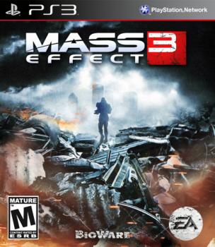 [PS3]Mass Effect 3 [PAL] [RUS\ENG] [Repack] [1 DVD9 и 4 DVD5]