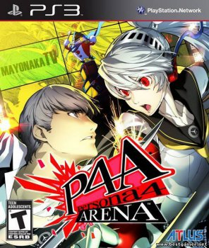 [PS3]Persona 4 Arena [USA/ENG]-STRiKE
