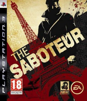 [PS3]The Saboteur (2009) PS3