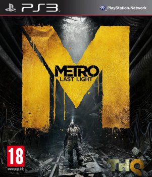 [PS3]Metro Last Light [PS3-DUPLEX-NNM]