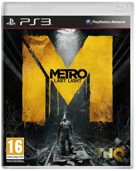[PS3]Metro Last Light - DLC Unlocker - Limited Edition-DUPLEX