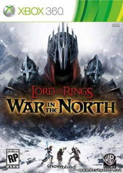 [XBOX360]The Lord of the Rings : War in the North [ GOD / Rus ]