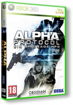 [XBOX360][Freeboot]Alpha Protocol (2010)