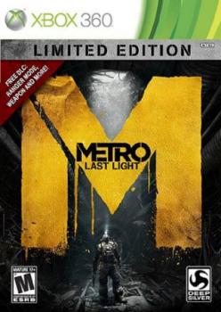 [XBOX360]Metro: Last Light [Region Free / RUSSOUND] LT+2.0 (XGD3 / 16202)