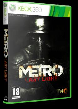 [XBOX360][JTAG/FULL] Metro: Last Light - Limited Edition [GOD / RUSSOUND]