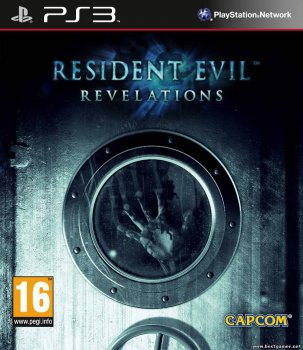 [PS3](DEMO) Resident Evil: Revelations Unveiled Edition [USA/RUS](2013) [FULL][RUS][L]
