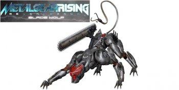[XBOX360][DLC] Metal Gear Rising: Revengeance - Blade Wolf [ENG]