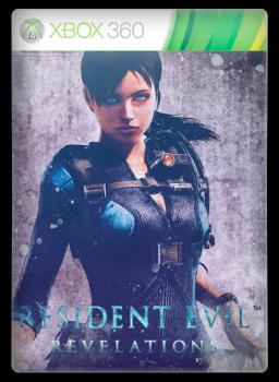 [XBOX360]Resident Evil Revelations [Region Free / RUS] (XGD3) (LT+ 3.0)