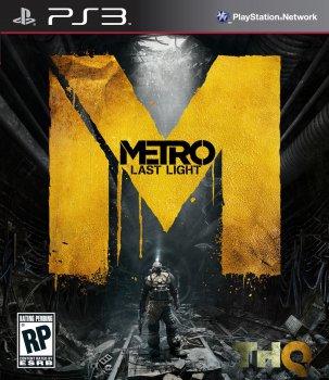 [PS3]Metro: Last Light (2013) PS3 | Repack