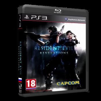 [PS3]Resident Evil: Revelations (2013) [Rip] [EUR] [RUS] [4.30] [4.40]